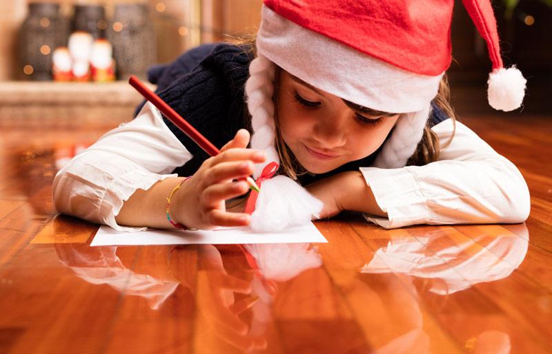 Il est encore temps d'écrire au Père Noël !