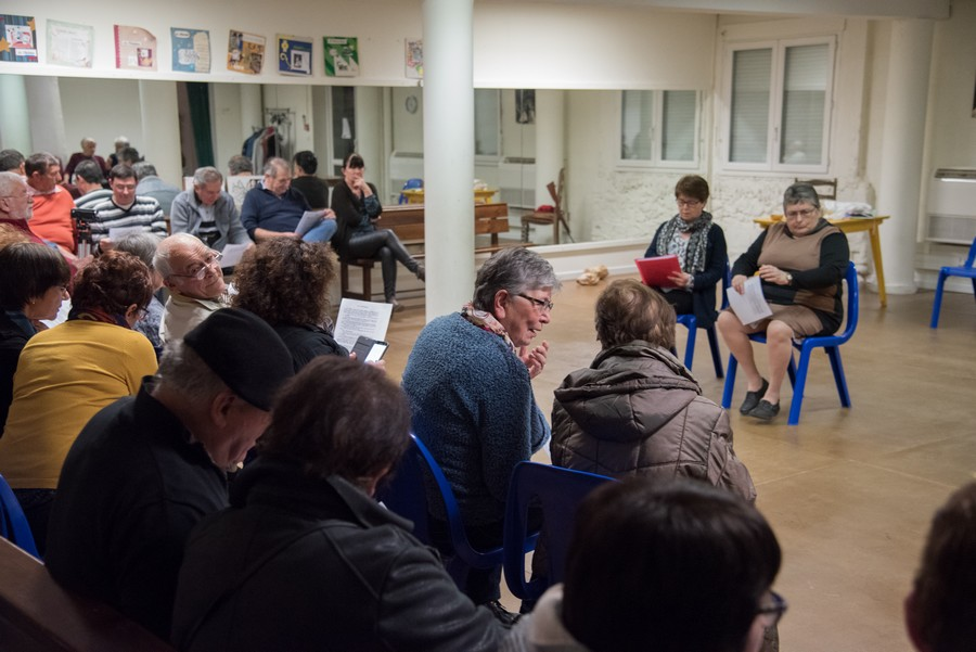 L'atelier langue gasconne déborde d'activités en ce mois de Février
