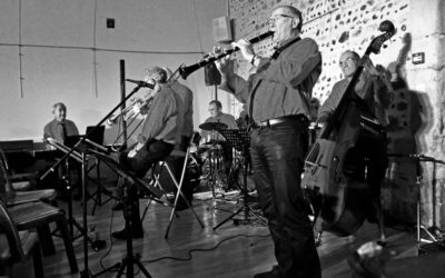 Un cabaret jazz dans la Grange de l'Amicale Laïque