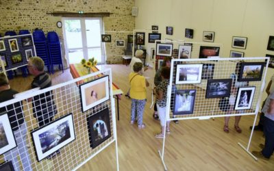 Exposition de photos du club « Poudenx images »
