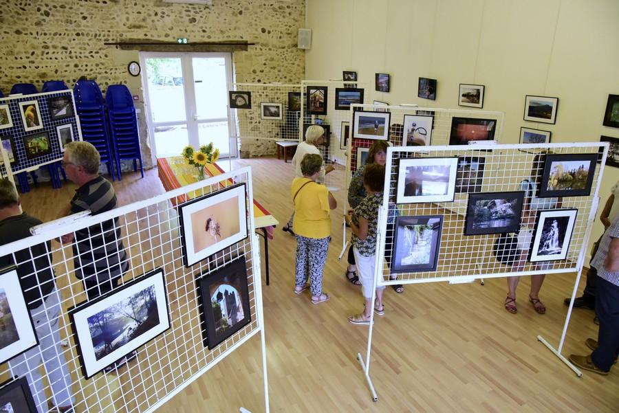 Exposition de photos du club «Poudenx images»