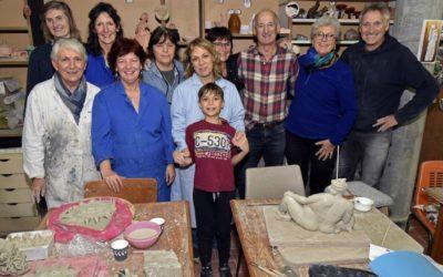 Stage de poterie d'Automne